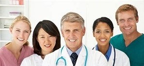 physician manager team