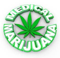 treated with medical marijuana