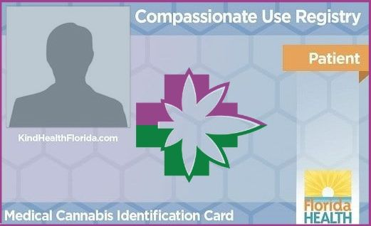 medical marijuana card id